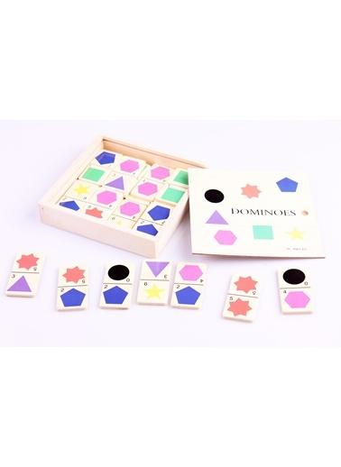 Ahşap Domino Seti-Learning Toys